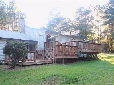 7208 Jack Drive, North Dinwiddie, VA 23803 - MLS#: 1832372