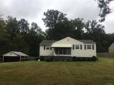 3909 Lakeview Road, South Chesterfield, VA 23834 - MLS#: 1832917