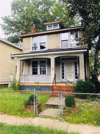 736 Arnold Avenue, Richmond, VA 23222 - MLS#: 1833062