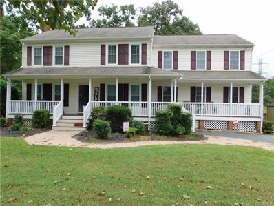 14205 Walthall Drive, Chesterfield, VA 23834 - MLS#: 1833073