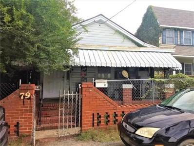 79 W Pilkington Street, Richmond, VA 23225 - MLS#: 1833088