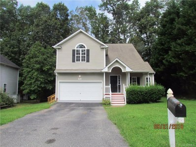 7906 Mill River Lane, Chesterfield, VA 23832 - MLS#: 1833233