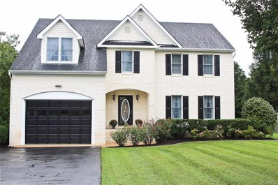 9854 Kingsrock Lane, Mechanicsville, VA 23116 - MLS#: 1833234