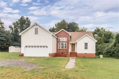 6005 Thompson Way, Prince George, VA 23875 - MLS#: 1833370