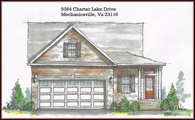 9364 Charter Lake Drive, Mechanicsville, VA 23116 - MLS#: 1833965