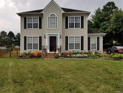 6112 Bickerstaff Place, Richmond, VA 23231 - MLS#: 1834071
