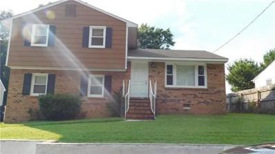 2235 Dellrose Drive, Hopewell, VA 23860 - MLS#: 1834077