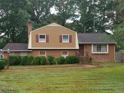 1101 Clearlake Road, North Chesterfield, VA 23236 - MLS#: 1834103
