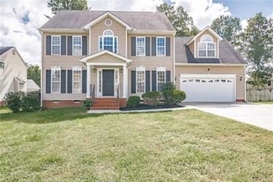 6319 Manassas Drive, Chesterfield, VA 23832 - MLS#: 1834222