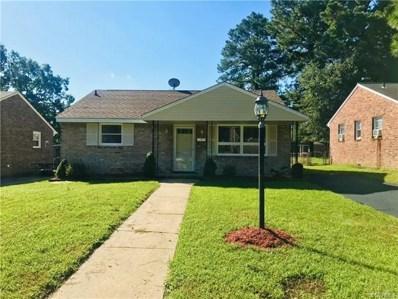 221 Prince Albert Avenue, Colonial Heights, VA 23834 - MLS#: 1834323