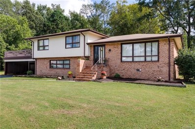 21329 Sparta Drive, South Chesterfield, VA 23803 - MLS#: 1834396