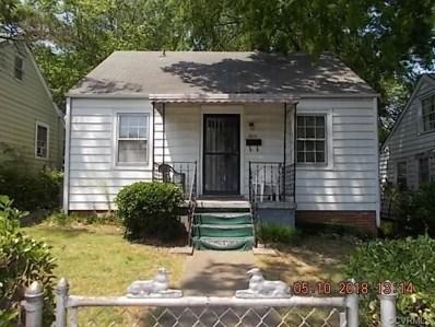 1605 Albany Avenue, Richmond, VA 23224 - MLS#: 1834719