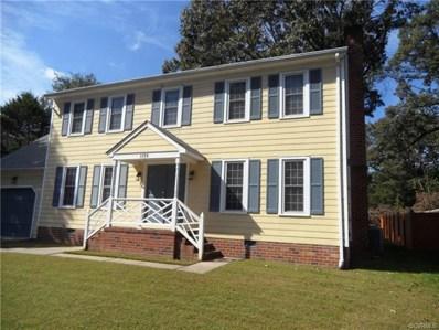 1159 Cumberland Drive, Colonial Heights, VA 23834 - MLS#: 1834766