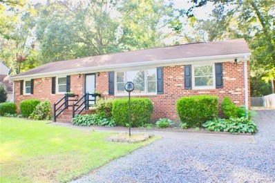 8654 Pine Glade Lane, North Chesterfield, VA 23237 - MLS#: 1834836