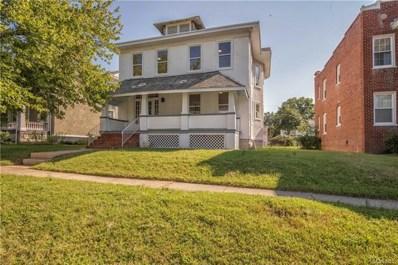 2803 Montrose Avenue, Richmond, VA 23222 - MLS#: 1835069