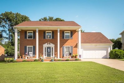1324 Riveroaks Drive, Colonial Heights, VA 23834 - MLS#: 1835133
