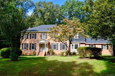 5900 Deep Forest Road, Chesterfield, VA 23237 - MLS#: 1835158