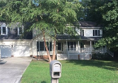 201 Walkers Cove Drive, South Chesterfield, VA 23834 - MLS#: 1835344