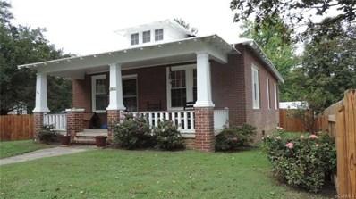 5400 Blueridge Avenue, Richmond, VA 23231 - MLS#: 1835431