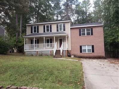 5112 Timbercreek Drive, North Chesterfield, VA 23237 - MLS#: 1835679