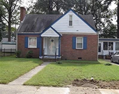 2708 Grant Street, Hopewell, VA 23860 - MLS#: 1835689