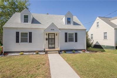 2216 Franklin Avenue, Colonial Heights, VA 23834 - MLS#: 1835779
