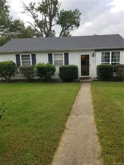 2402 Beck Drive, Richmond, VA 23223 - MLS#: 1836109