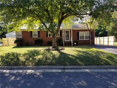 715 Old Town Drive, Colonial Heights, VA 23834 - MLS#: 1836164