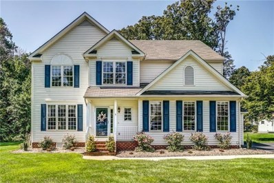 11212 Jimmy Ridge Drive, North Chesterfield, VA 23236 - MLS#: 1836202