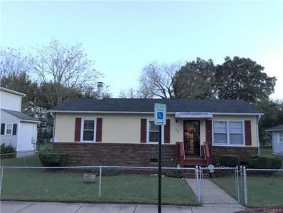 1215 N 35TH Street, Richmond, VA 23223 - MLS#: 1836432