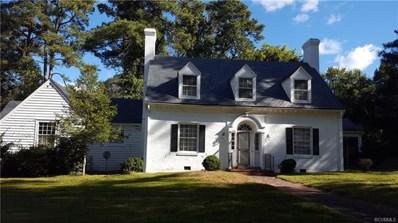 1755 Fairfax Street, Petersburg, VA 23805 - MLS#: 1836447