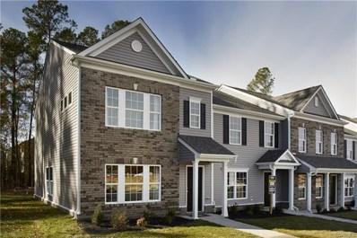 1341 Stone Ridge Park Terrace UNIT G5, Henrico, VA 23228 - MLS#: 1836553