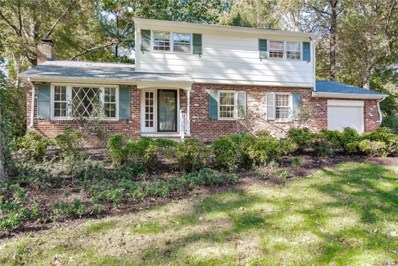 808 Brantley Road, Chesterfield, VA 23235 - MLS#: 1836655