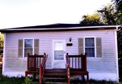 228 Mercury Street, Petersburg, VA 23803 - MLS#: 1836673