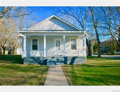 3422 Granby Street, Hopewell, VA 23860 - MLS#: 1836783