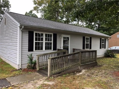 20806 Shaker Drive, South Chesterfield, VA 23803 - MLS#: 1836832