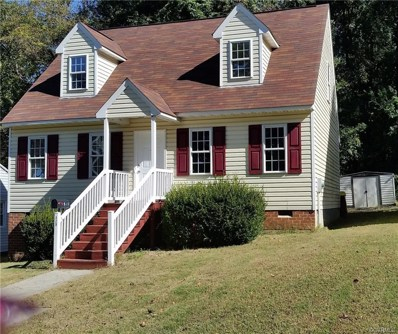 429 Terrace Avenue, Petersburg, VA 23803 - MLS#: 1836860