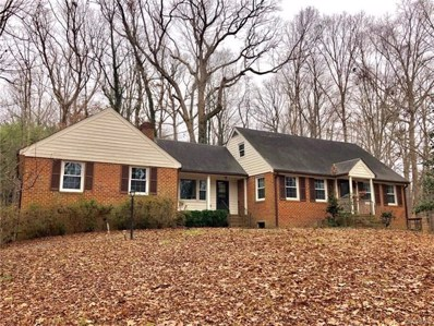 101 Stonehill Drive, Chesterfield, VA 23236 - MLS#: 1836912