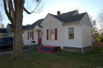 1112 Jett Avenue, Colonial Heights, VA 23834 - MLS#: 1837005