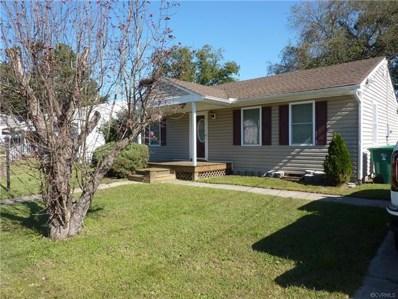 1205 Meridian Avenue, Colonial Heights, VA 23834 - MLS#: 1837069