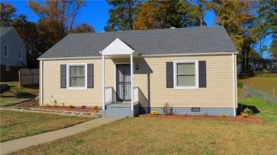 7112 Walford Avenue, Richmond, VA 23226 - MLS#: 1837080