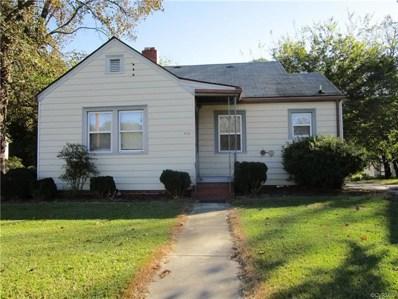 903 Floral Avenue, Colonial Heights, VA 23834 - MLS#: 1837103