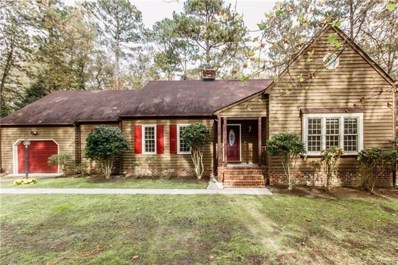5730 Deep Forest Road, North Chesterfield, VA 23237 - MLS#: 1837115