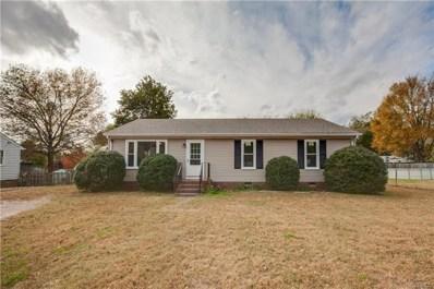 6350 Kristy Star Lane, Mechanicsville, VA 23111 - MLS#: 1837198