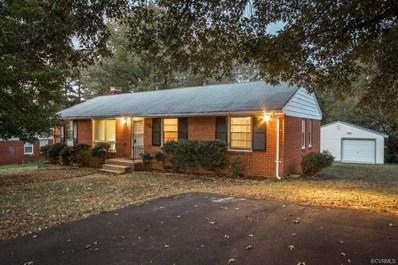 4510 Clairton Road, North Chesterfield, VA 23234 - MLS#: 1837234