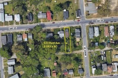 423 Hunt Avenue, Richmond, VA 23222 - MLS#: 1837371