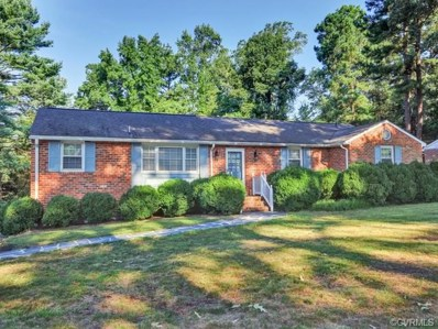 2300 Woodmont Drive, Chesterfield, VA 23235 - MLS#: 1837387