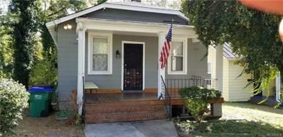 2823 5TH Avenue, Richmond, VA 23222 - MLS#: 1837468