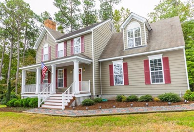 1806 Custis Millpond Road, West Point, VA 23181 - MLS#: 1837523