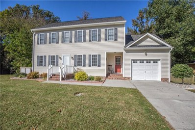 1366 Whitehall Drive, Colonial Heights, VA 23834 - MLS#: 1837652